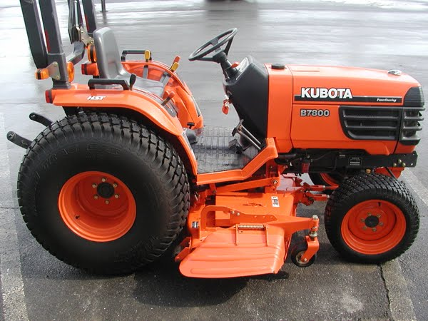 Kubota Manual Kubota B7800hsd Tractor Master Parts Manual