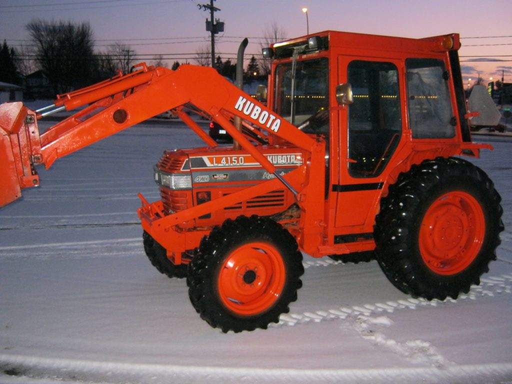 Kubota Tractor Salvage : Kubota manual l tractor master parts