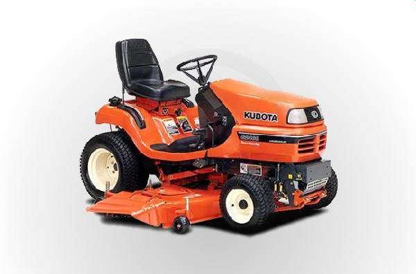 kubota kubota b1700 b2100 b2400 tractor operators manual
