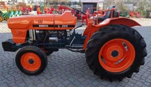IT Shop Kubota L295 Tractor Service Manual