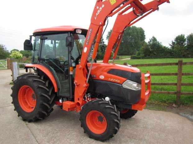 Kubota L5740 Tractor Service Manual Download Manual Guide