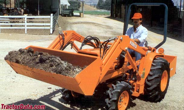 Kubota B7200 Tractor Service Manual Download - Kubota Manual on