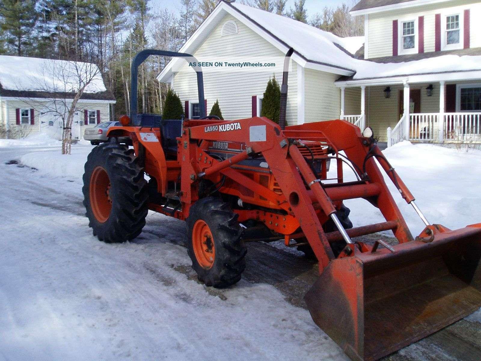 Kubota Bx2360 Front Axle : Kubota manual l tractor master parts