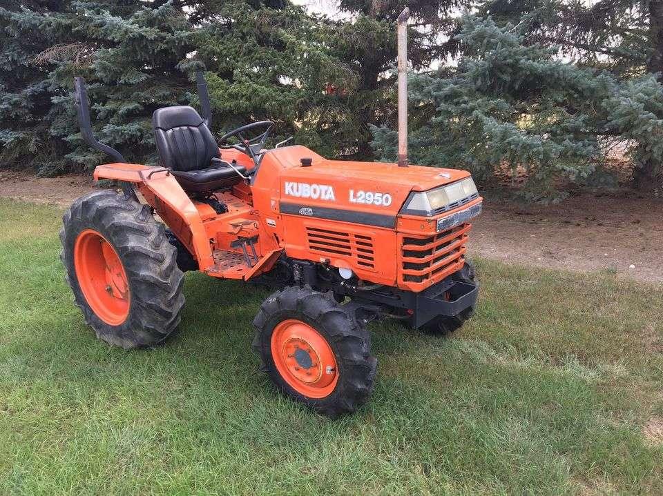 Kubota L2950 Tractor Service Manual Download Manual Guide