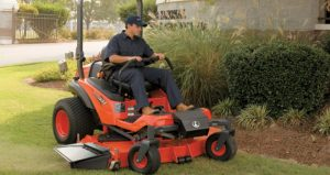 Kubota ZG332 Zero Turn Operation and Maintenance Owners Manual DOWNLOAD